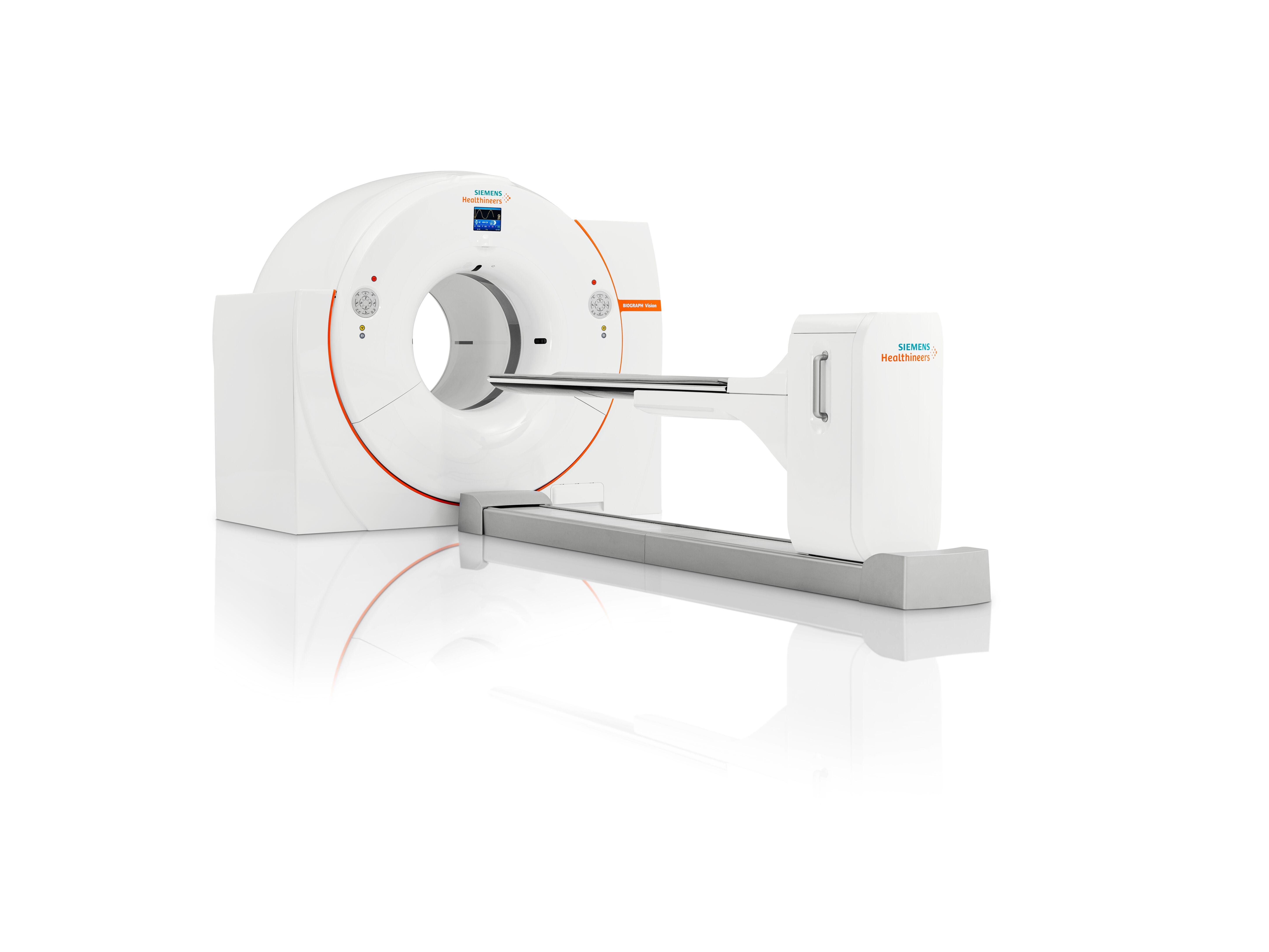 Biograph Vision 正电子发射及X射线计算机断层成像系统PET/CT